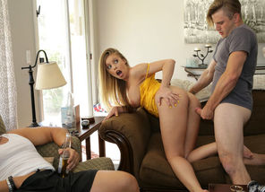 Britney Amber in Mommys Fellow -..