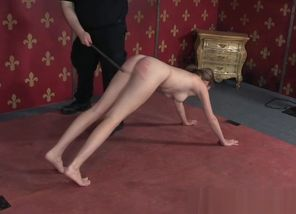 Bondage & discipline victim canned..