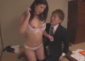 Kinky Asian bi-atch Jun Sena in Finest..