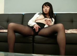 Korean hump at office part 2
