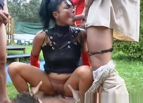 Italian Sex Depravation Orgia Ita