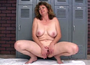 wide in the locker apartment toying..