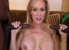 Cuckolding huge-titted cougar nutted