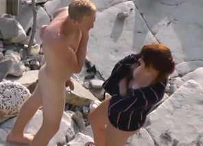 Bevy OF RANDOM NUDISTS CAUGHT ON CAMERA