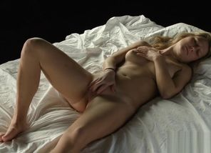 Ash-blonde Teenager Romped While A..
