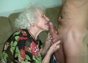 Grandmother pornography starlet Norma..