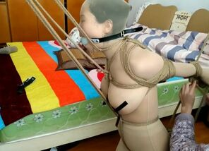 Restrain bondage China supersm Uniform..