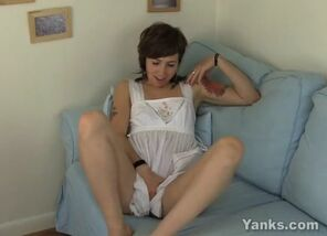 Tatted zoe jack her shaggy labia